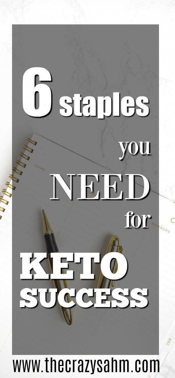 Photo of 6 Keto-Anfänger-Grundnahrungsmittel, die Sie für eine erfolgreiche Keto-Diät benötigen – # Anfänger #Diät …