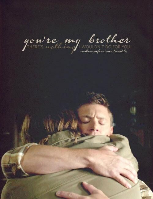 @ruby_zd sisters in fandom. Winchester's hugs around the world