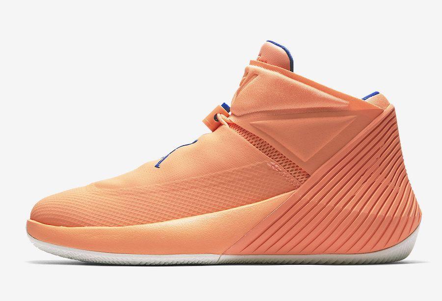 4dc358ebc250e8 Jordan Why Not Zer0.1 Cotton Shot Orange Pulse Hyper Royal Sail AA2510-800   Sneakers