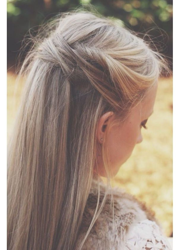 20 coiffures hautement tendances pour les cheveux longs