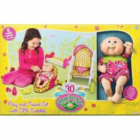 Cabbage Patch Kids Set With Doll Black Friday Special Target 25 Makes For An Adorable Gift This Holiday Season Cabbage Patch Kids Kids Set Kids