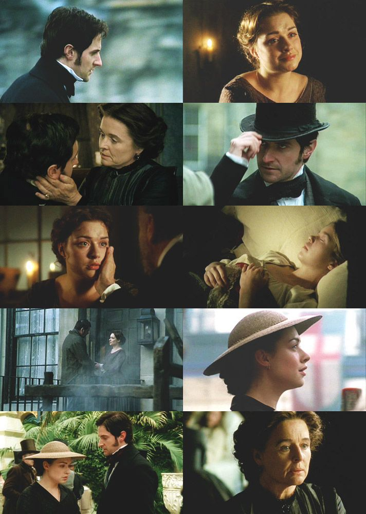 North & South directed by Brian Percival (TV Mini-Series, 2004) #elizabethgaskell #fanart