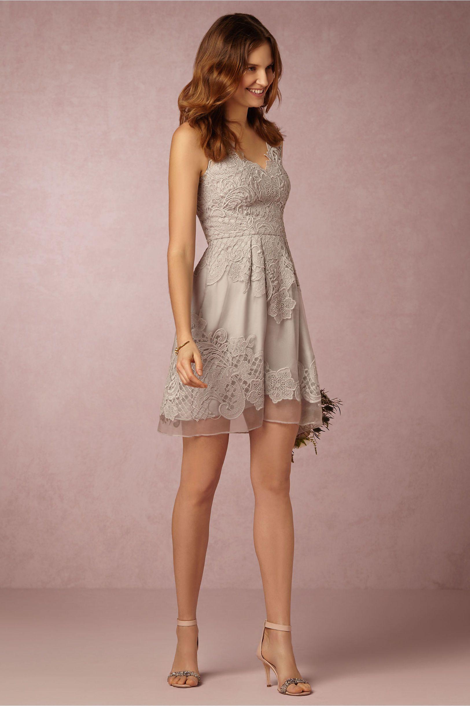 BHLDN Celestina Dress in Bridesmaids Bridesmaid Dresses Short at ...