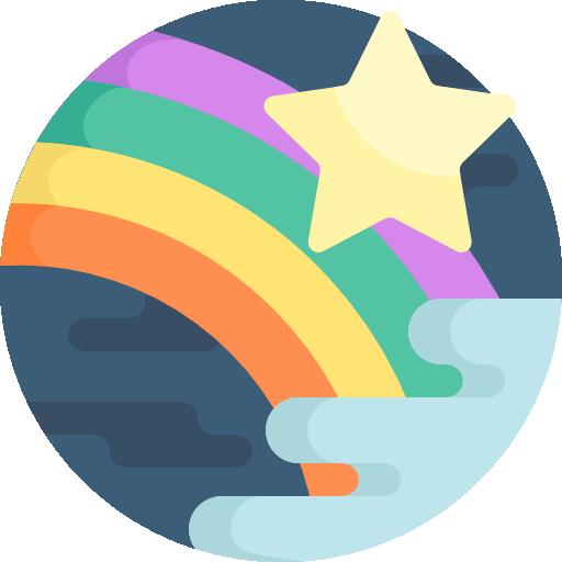 Rainbow Free Vector Icons Designed By Freepik Free Icons Vector Icon Design Introverted Thinking