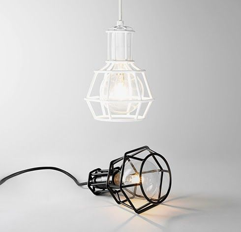jonna: Design House Stockholm Work lamp