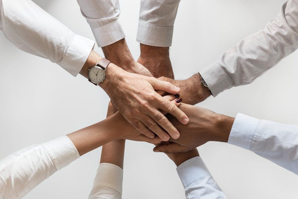 A Team Approach to Sales Leadership examples, Teamwork