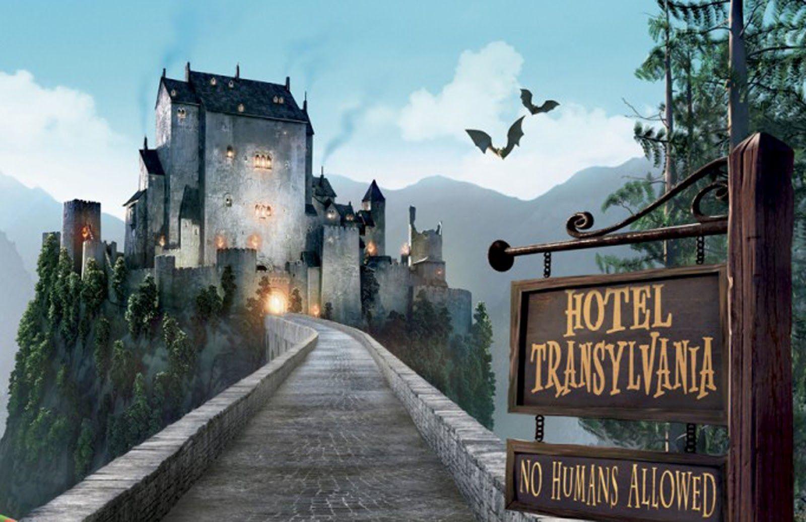 Hotel Transylvania Castle