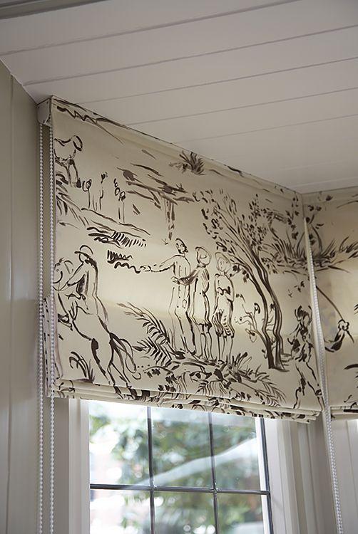 Vouwgordijnen pierre frey - Doornebal Interieurs | INTERIOR PROJECTS ...