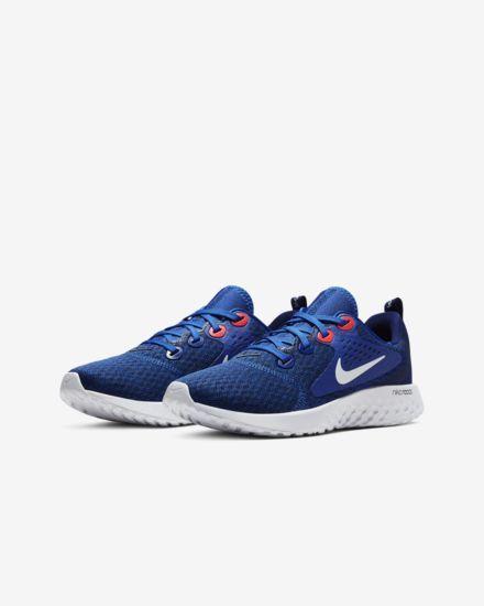 fdd8faab447a Nike Legend React Older Kids  Running Shoe