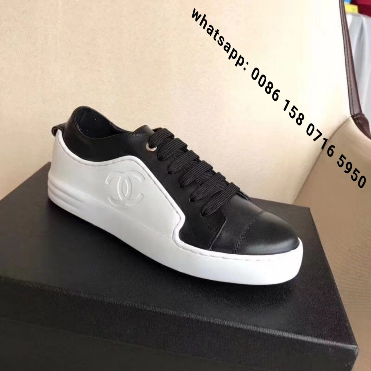 Chanel Shoes Women Chanel Sneakers Please Contact Me When You Want