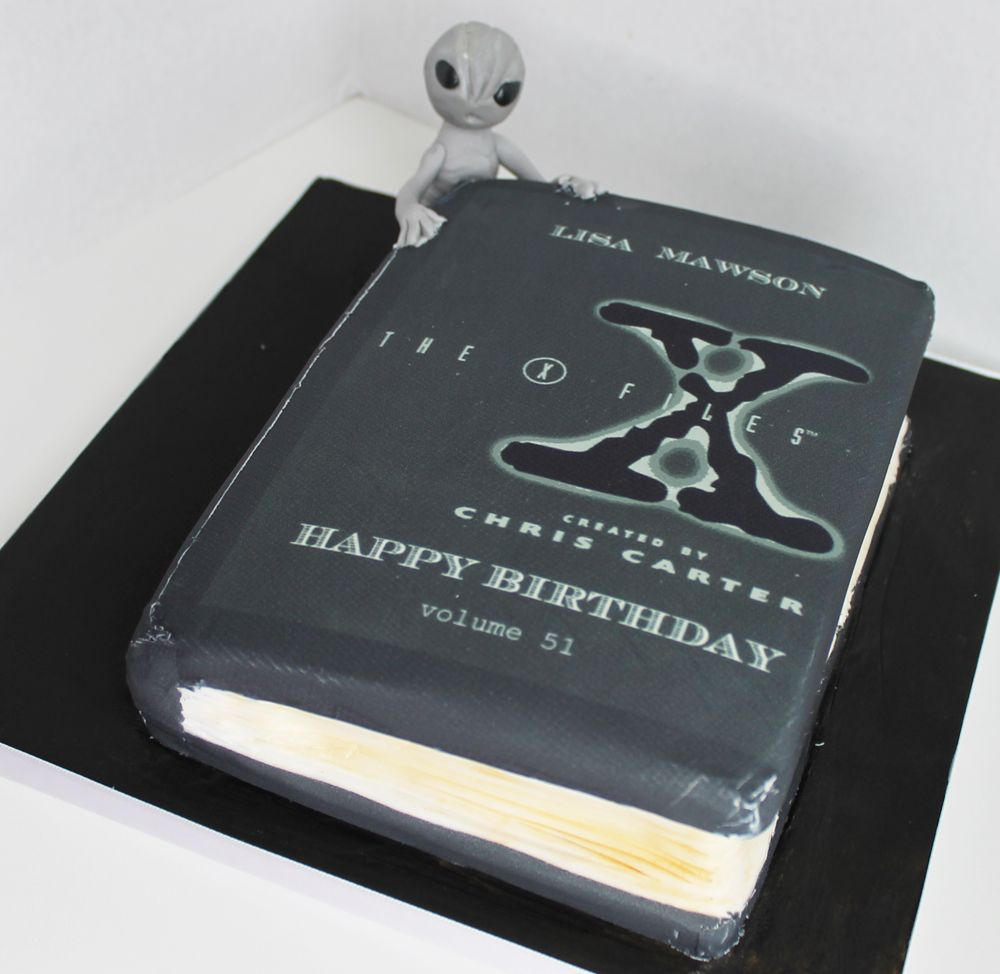 x files cake cakes characters pinterest birthdays blog and on birthday cake x