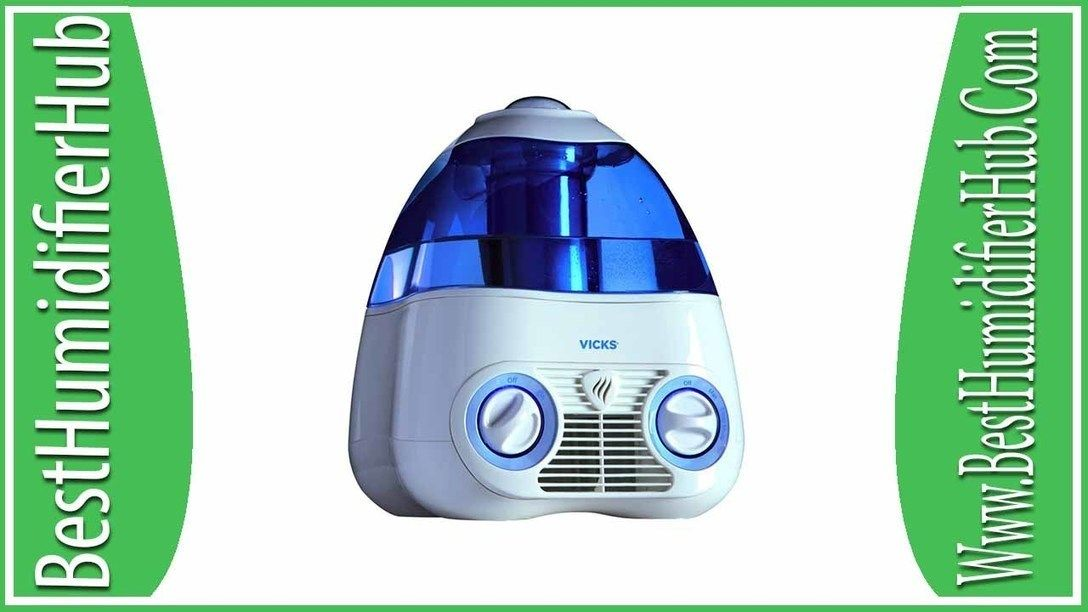Vicks Starry Night Cool Moisture Humidifier Review Humidifier
