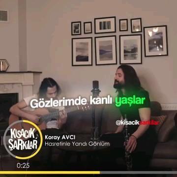 Koray Avci Hasretinle Yandi Gonlum Video Sarkilar Mizah Videolari Muzik Teorisi