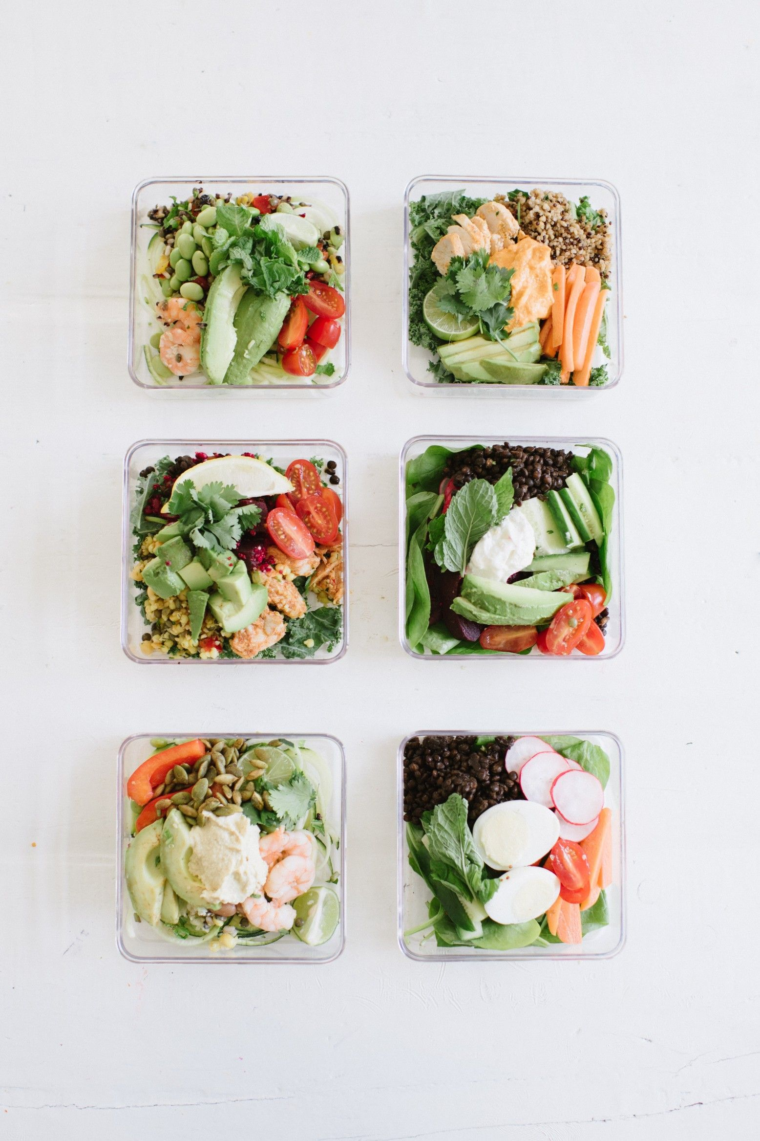 Healthy Routines - Lunch Prep-1