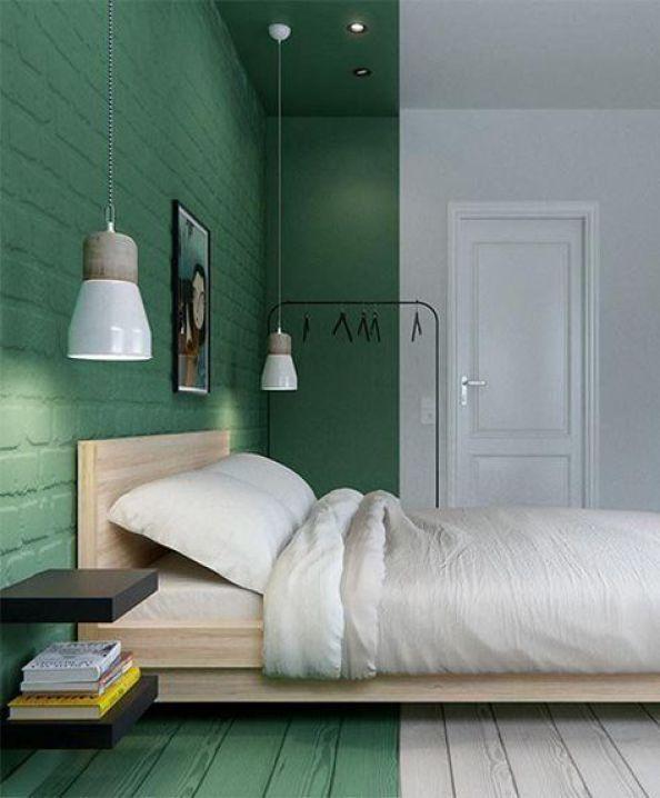 10 ides dco pour mettre de la couleur sur les murs color interiorgreen interior designinterior - Interior Design Magazine Jobs