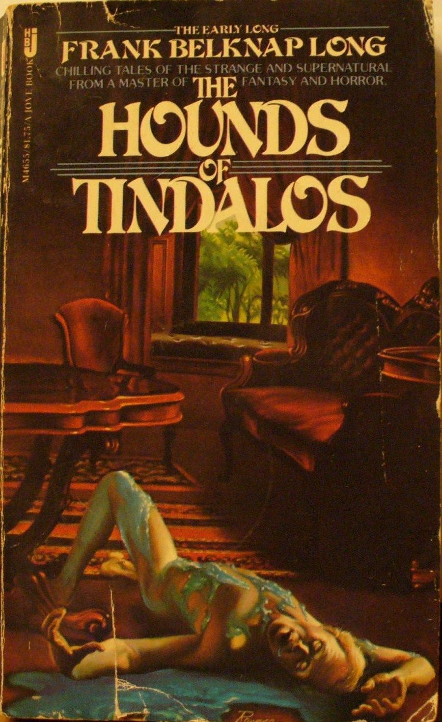 The Hounds of Tindalos by Frank Belknap Long