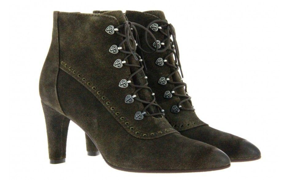 Dirndl + bua Stiefelette ANTIKBOCK AHORN | Shoes, Boots, Heels