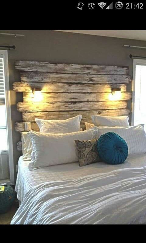 Bett, rustikale Einrichtung, gemütlich | Sweet Cats | Pinterest ...