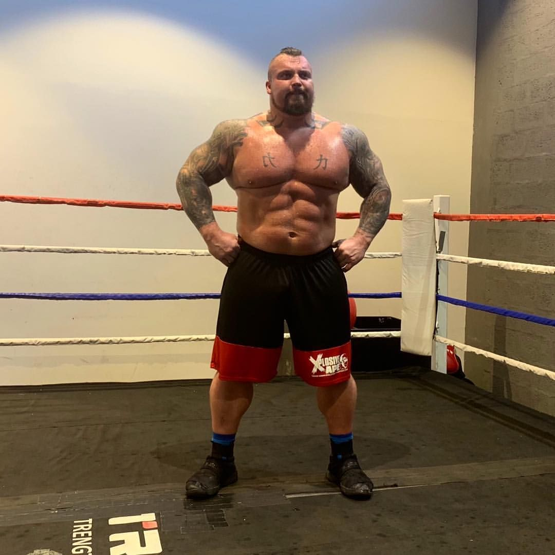 96 4k Likes 1 843 Comments Eddie Hall The Beast