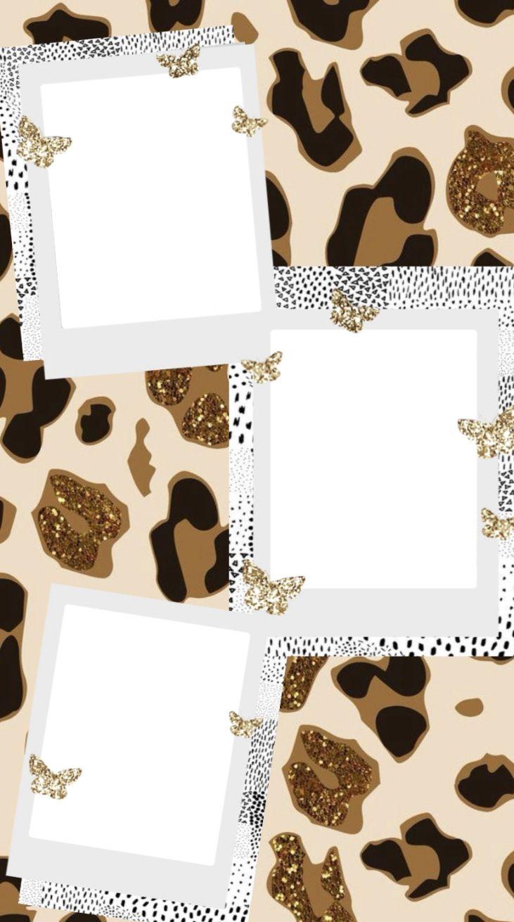 Leopard Glitter Background Iphone Wallpaper Pattern Pretty Wallpaper Iphone Cute Patterns Wallpaper