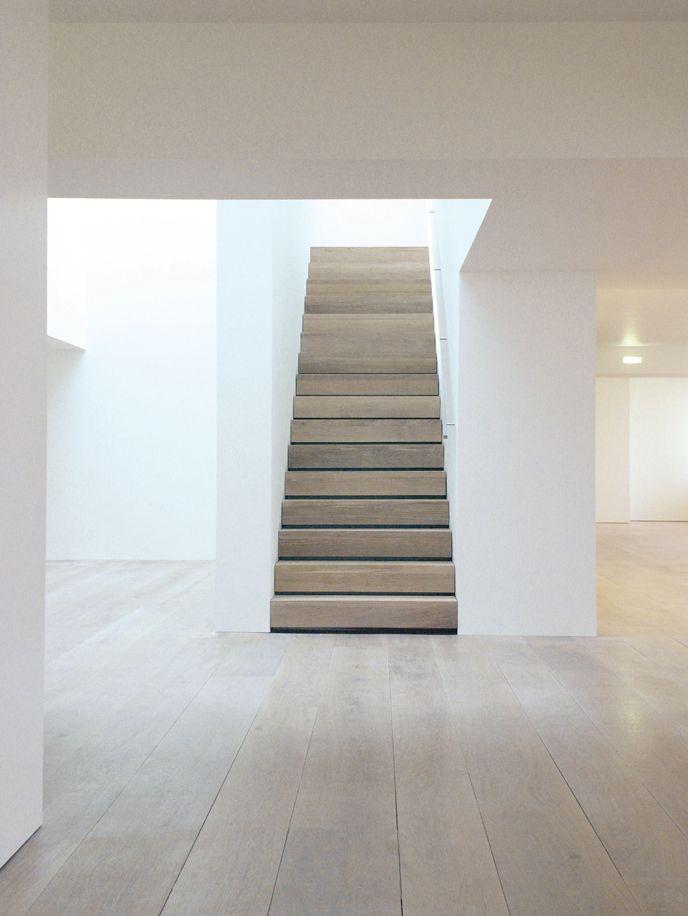 Best John Pawson's Sense Of Simplicity Dinesen Stairs 640 x 480