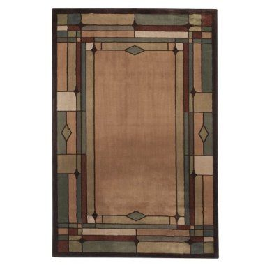 Mission Style Rug From Target Home Rugs Mission Style