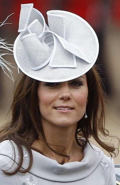 Catherine, Duchess of Cambridge during the Trooping the Colour at Horse Guards Parade in London