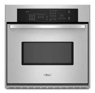How To Clean A Whirlpool Self Cleaning Oven Ehow Single Wall Oven Electric Wall Oven Single Electric Wall Oven