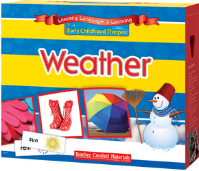 Early Childhood Themes: Weather Kit   Teacher Created Materials
