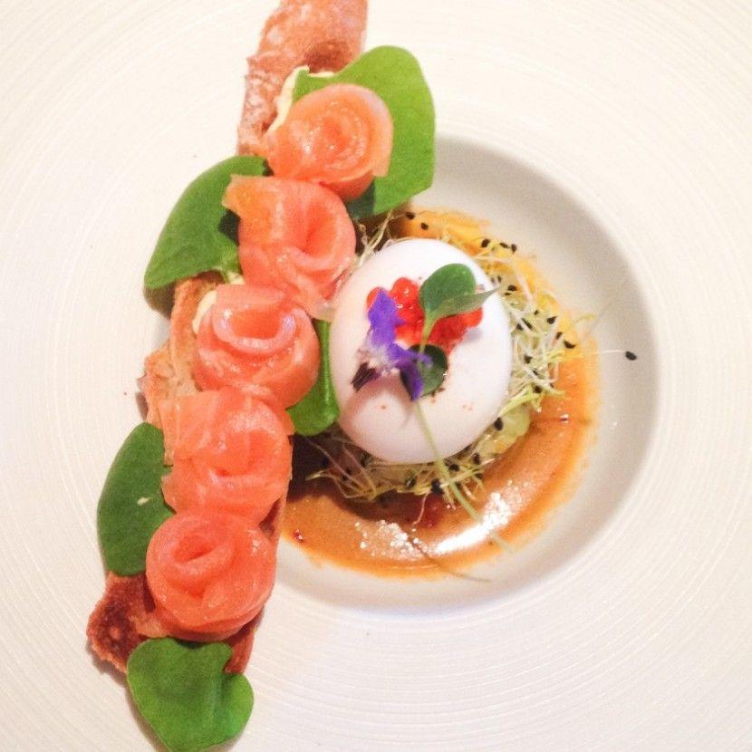 Oeuf Norvegien Repas Gastro Fait Maison Aperitif Dinatoire