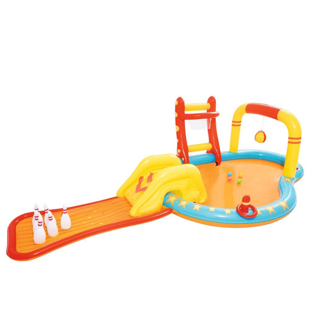 Piscina Gonfiabile Bestway 53068 Per Bambini Con Giochi Bersagli