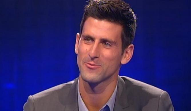 Novak Djokovic talks about his life at Italian TV Show ...