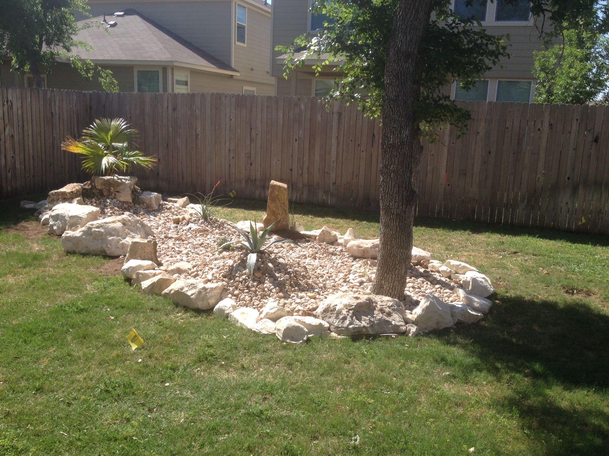 Back yard oasis Texas style KELLATARA Designs Austin Texas