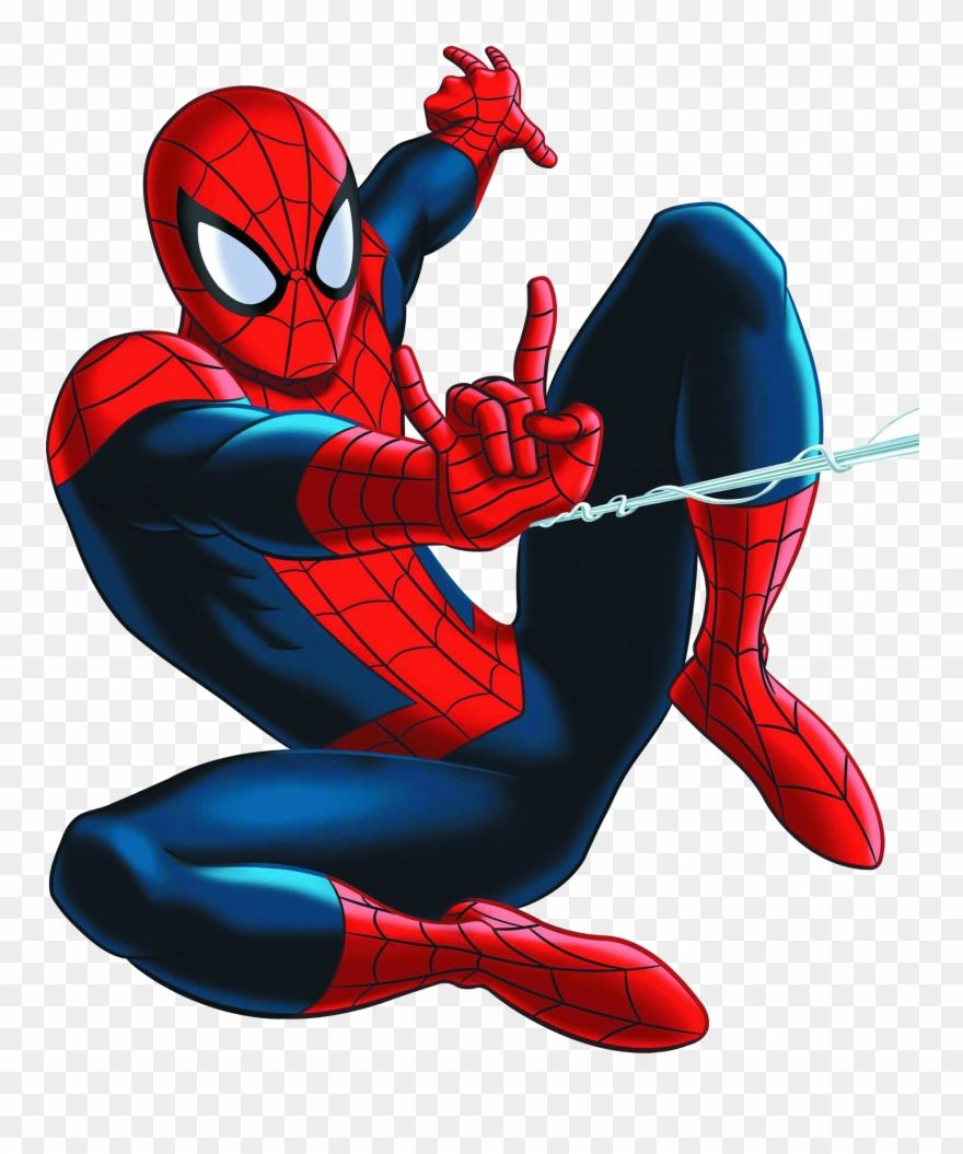 Download Hd Spiderman Png Clipart And Use The Free Clipart For Your Creative Project Spiderman Spiderman Images Superhero Pop Art