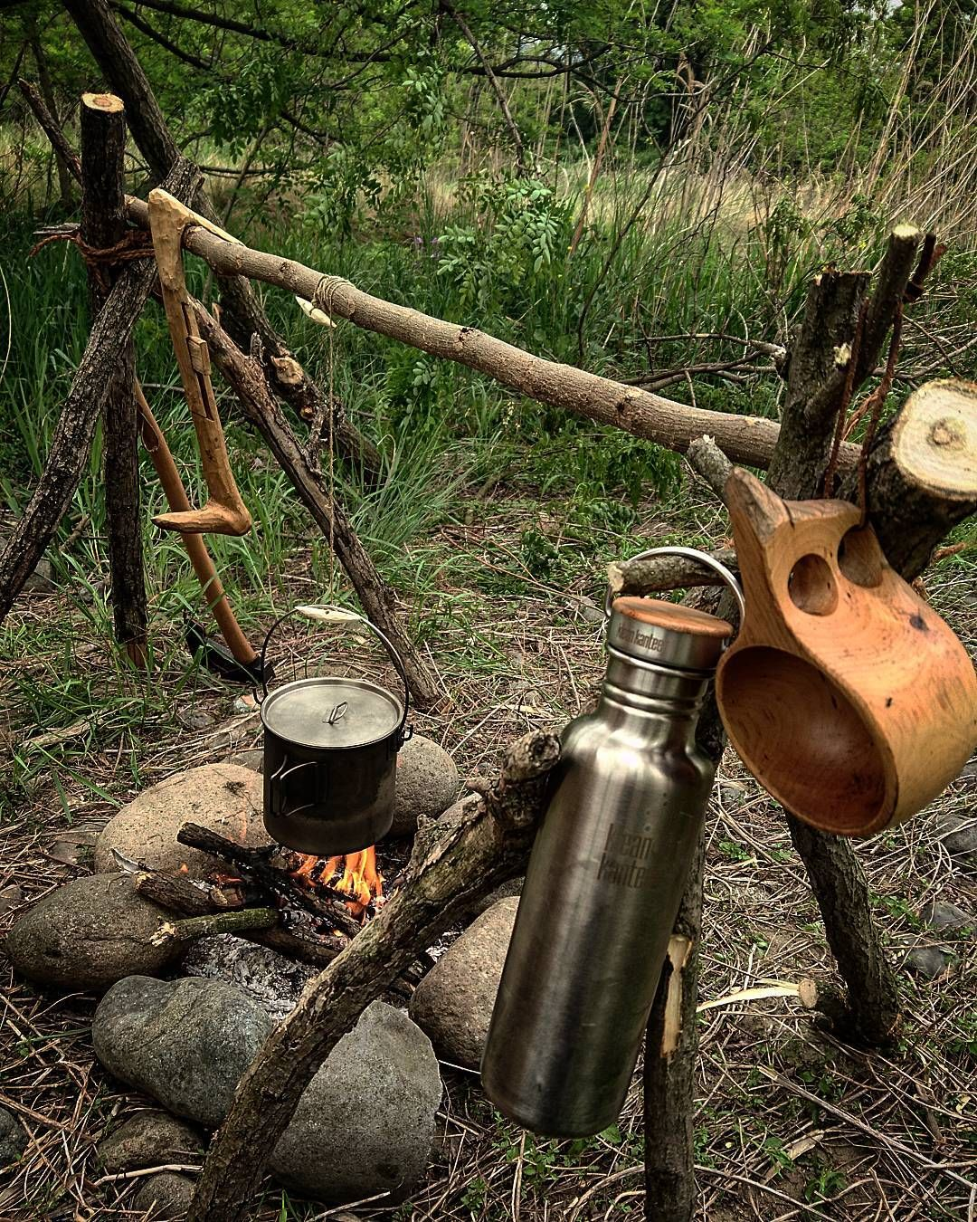 Bushcraft Survival Skills: Pin By Dimitar Pakov On Bushcraft
