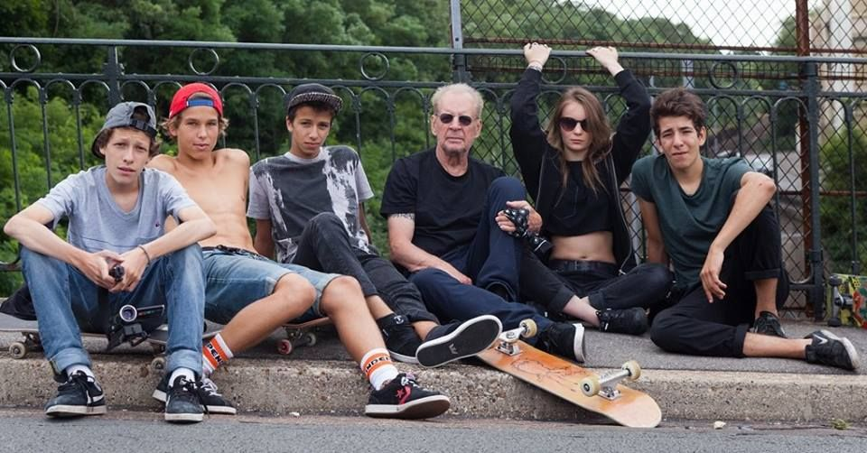 "Film: Larry Clark's New ""Kids"" in ""The Smell of Us"""
