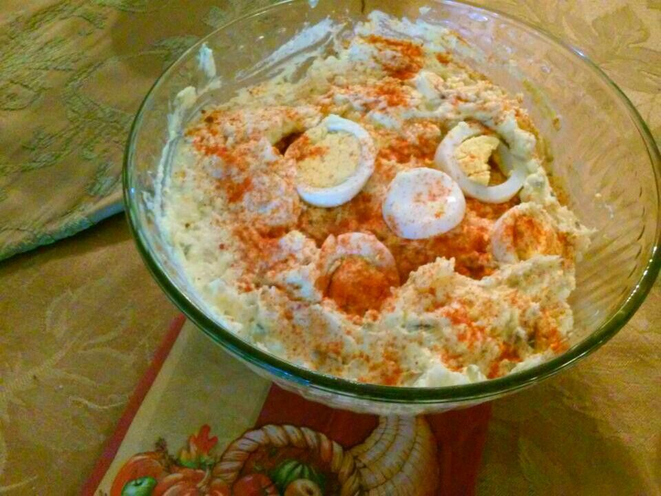 African American Southern Potato Salad Recipe