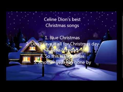 best celine dion s christmas songs youtube - Best Christmas Songs Youtube