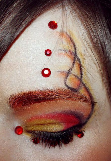 Make up test 4 by morwen666 on DeviantArt