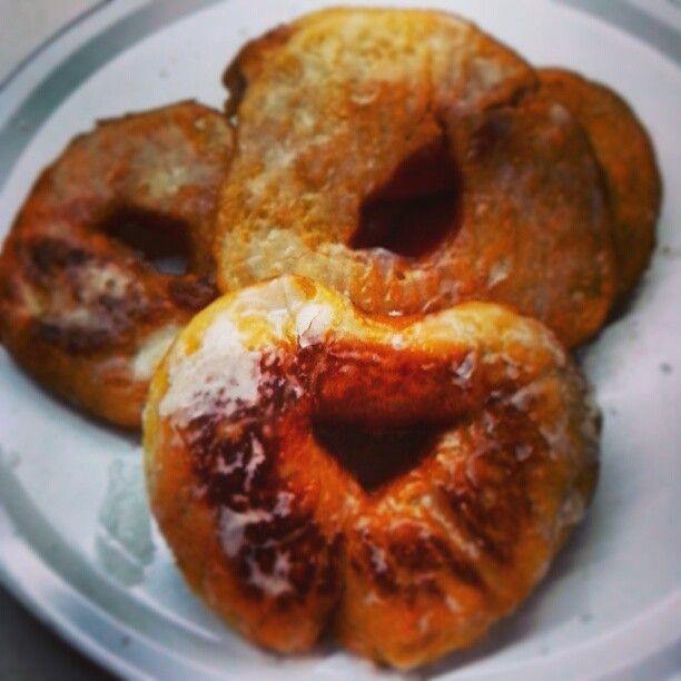 Primer intento de #Donut