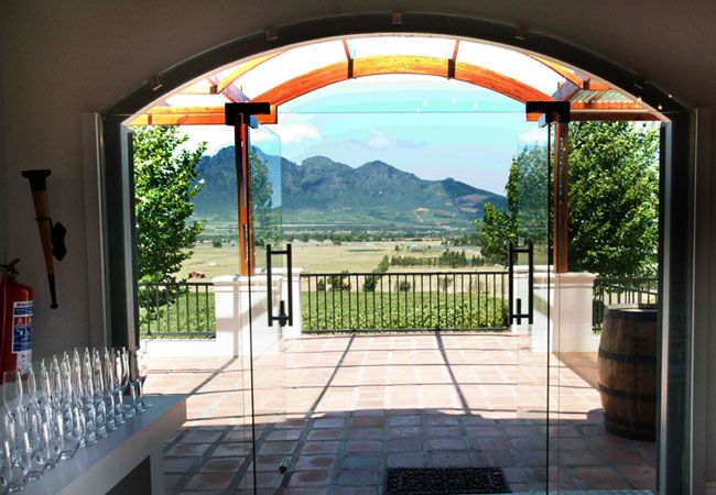 Freedom Hill Boutique Weddings & Winery in Paarl, Western ...