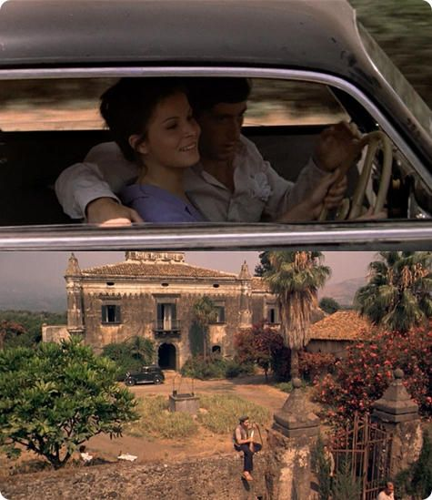 inspired space :: best interiors in film...the godfather