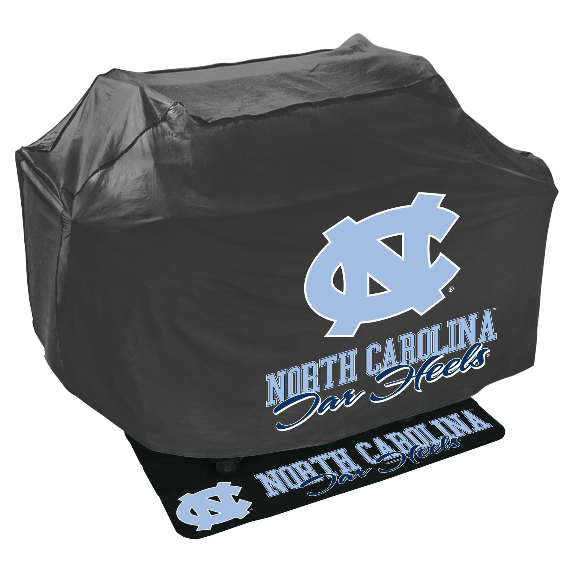 Mr BBQ North Carolina Tar Heels Grill Cover and Mat Set by Mr Bar