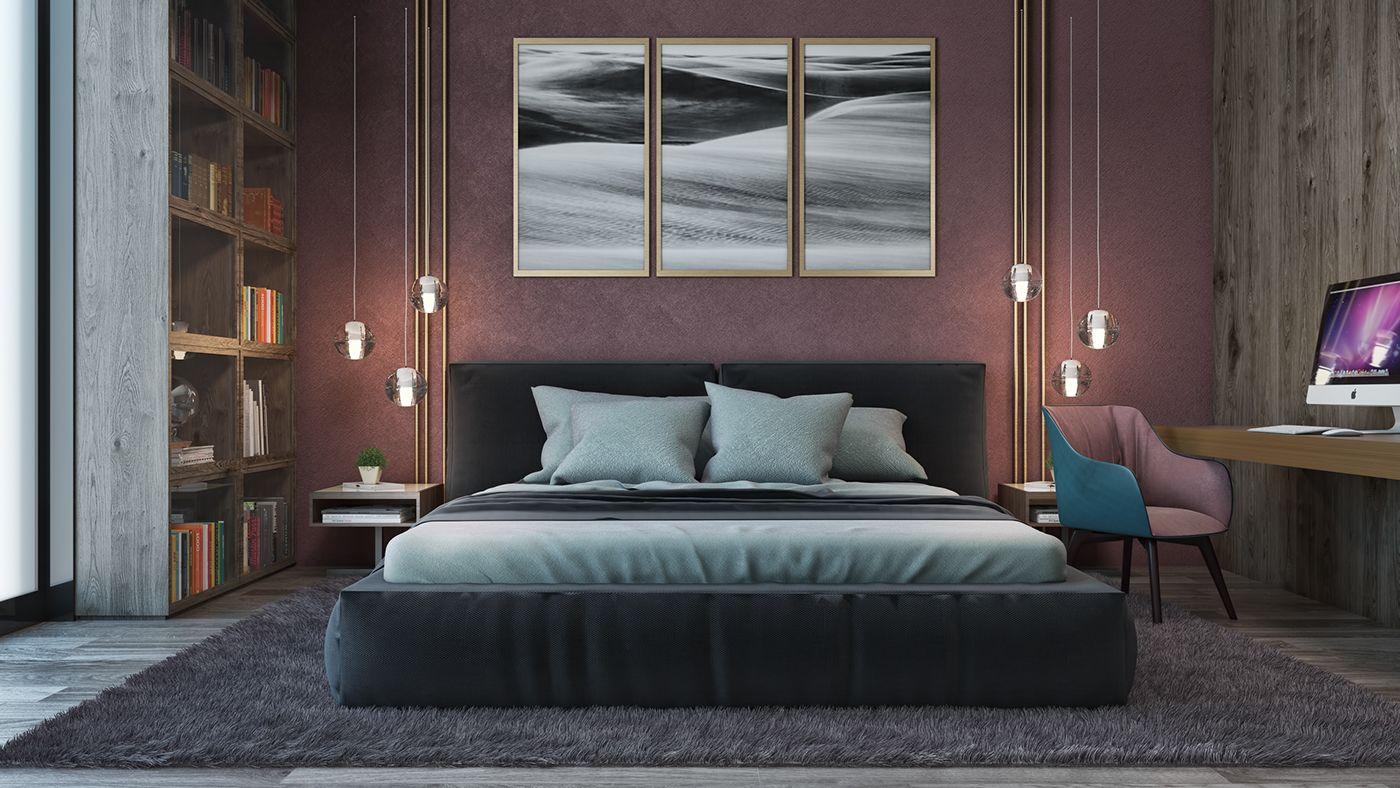 Pin by Dharti Pandya on Bedroom | Bedroom setup, Bedroom ...
