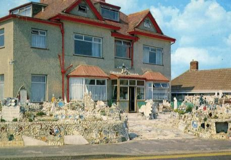 The Shell House Fasinated Me Shell House House Styles Dorset