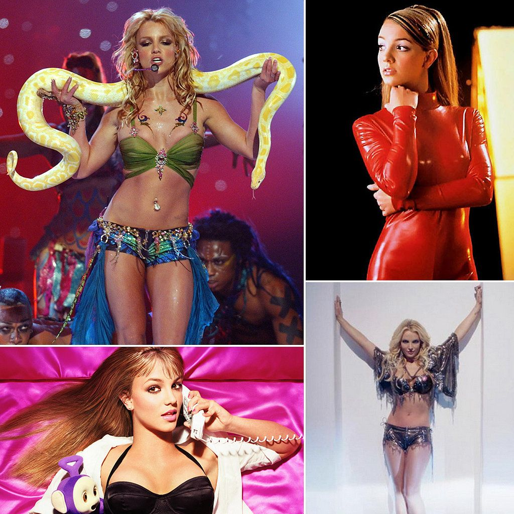 14 Ways to Dress as Britney Spears This Halloween | Britney spears ...