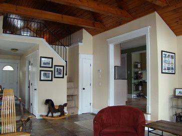 Knotty Pine Ceiling Design Ideas