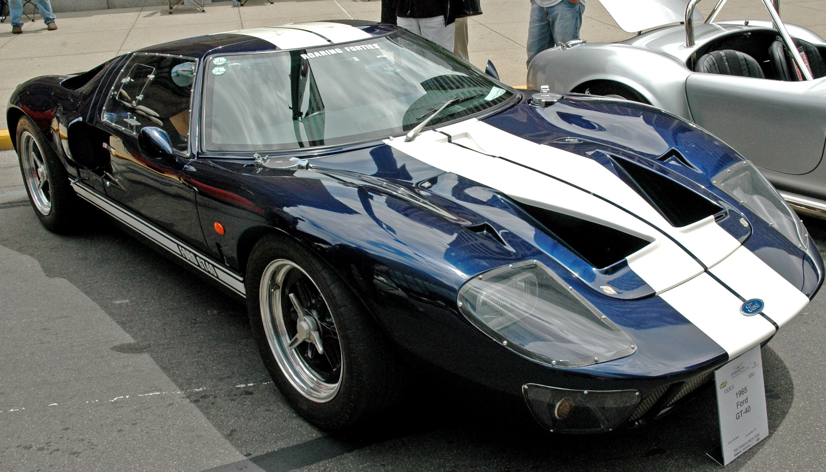 Ford Gt40 Wikipedia The Free Encyclopedia Ford Gt40 Ford Gt