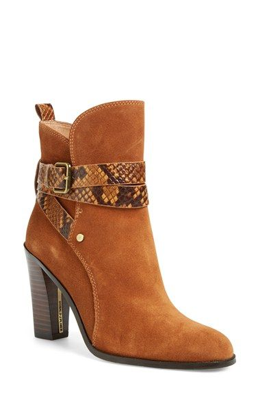 ffca7410b7e Donald J Pliner  Oli  Bootie (Women) available at  Nordstrom Snakeskin Boots