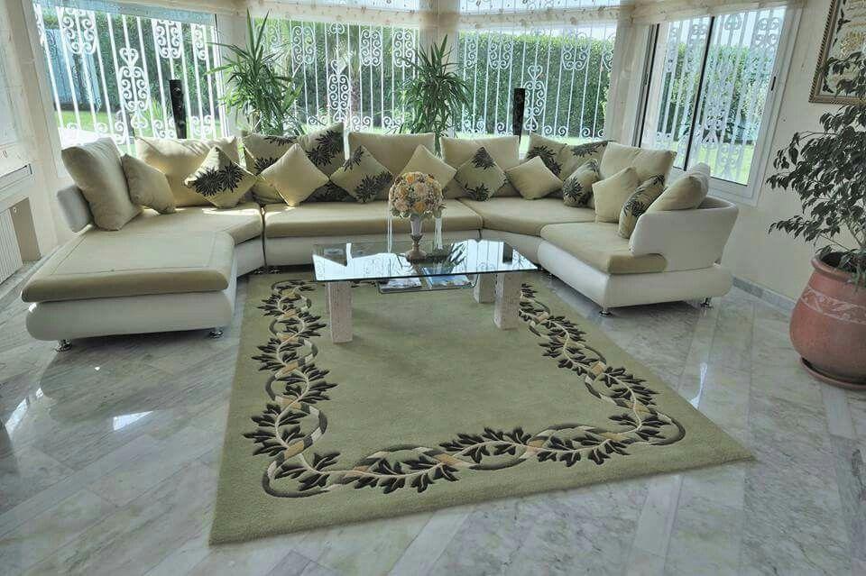 Salon Marocain Moroccan Living Room Salons Marocains